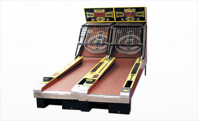 Arcade Skee-ball